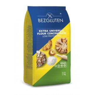 Bezgluten - Eiweißarmes Mehl Extra Universalkonzentrat