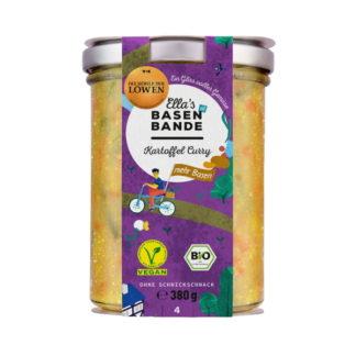 Ellas Basenbande - Kartoffel Curry