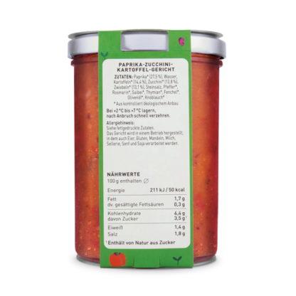 Ellas Basenbande - Mediterrane Gemüsepfanne - Inhalt