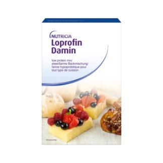 Loprofin - Eiweißarme Backmischung Damin