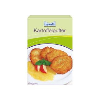 Loprofin - Eiweißarme Kartoffelpuffer