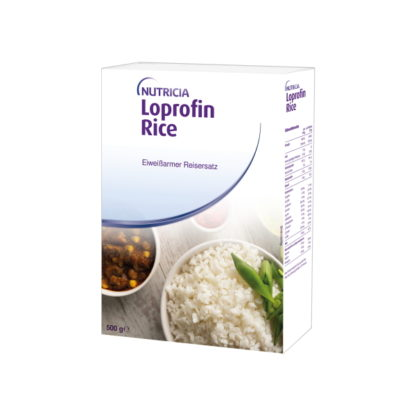 Loprofin - Eiweißarmer Reisersatz Rice