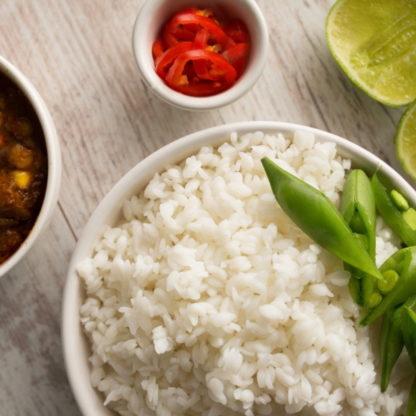 Loprofin - Eiweißarmer Reisersatz Rice - Zubereitet
