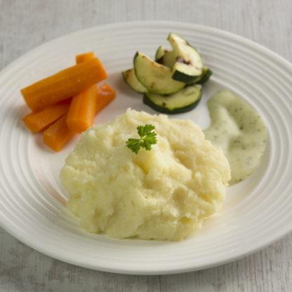 Loprofin - Eiweißarmes Kartoffelpüree - Zubereitet