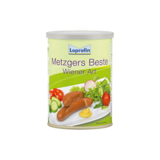 Loprofin - Metzgers Beste - Wiener Art