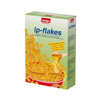 Milupa - Eiweißarme Frühstücksflocken lp-flakes