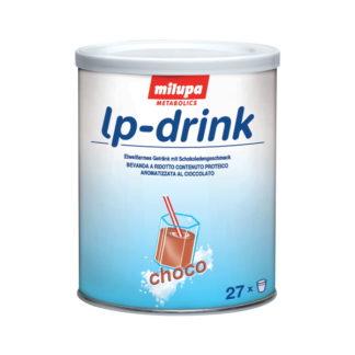 Milupa - lp drink choco