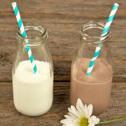 Milupa - lp drink choco - im Glas