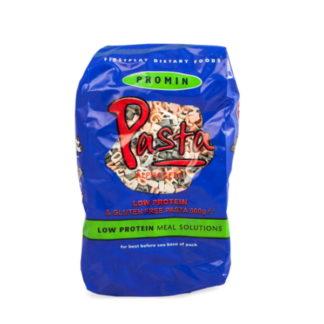 Promin - Dreifarbige Pasta - Buchstaben