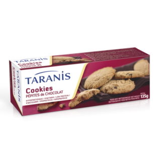 Taranis - Eiweißarme Chocolate Chip Cookies