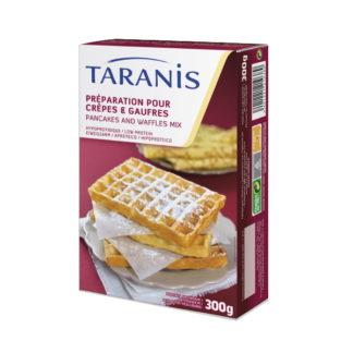 Taranis - Eiweißarme Mehlmischung für Pfannkuchen und Waffeln