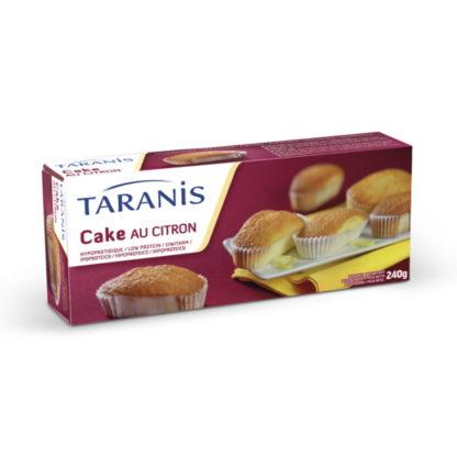 Taranis - Eiweißarme Zitronenküchlein