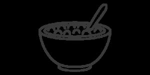 Eiweißarme Frühstücksflocken & Cerealien