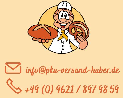 Kontaktieren Sie uns - PKU-Versand Huber