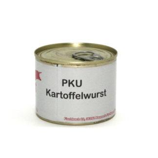 Metzgerei Schott - PKU Kartoffelwurst