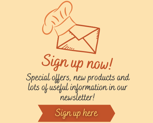 Sign up now for our newsletter - PKU-Versand Huber
