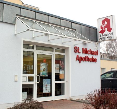 St Michael Apotheke Amberg