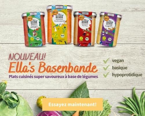 Aliments hypoprotidiques - Ellas Basenbande