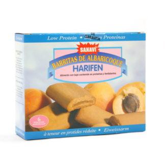 Harifen - Riegel mit Aprikosenfüllung