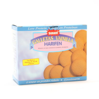 Harifen - Cookies Vanilla