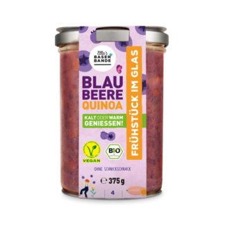 Ellas Basenbande - Blaubeere-Quinoa